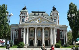 National Theater Ivan Vazov Sofia