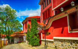 Old Town Plovdiv Plovdiv Cultural Capital 2019